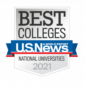 Best Colleges: U.S. News and World Report National Universities 2020
