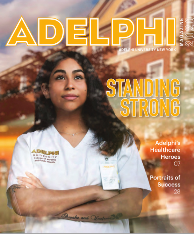 Adelphi Magazine Cover 2020