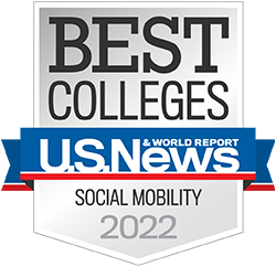 Best Colleges: U.S. News & World Report: Social Mobility 2021