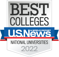 Best Colleges: US News and World Report National Universities 2021