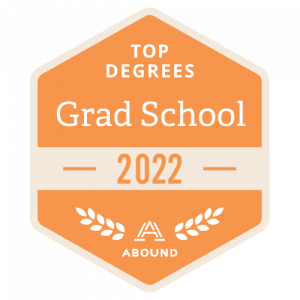 2021 Abound Top Degrees Grad Schools
