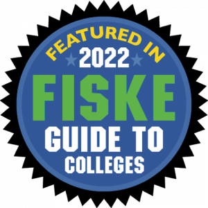 Featured in: 2022 Fiske Guide to Colleges