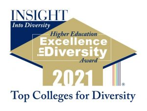 2021 INSIGHT Into Diversity Higher Education Excellence in Diversity (HEED) Award