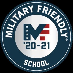 Military Friendly School: 2020-2021