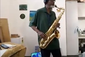 Alina Bloomgarden: Jazz for Justice Top Musicians Playing It Forward Video