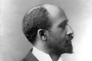 Photograph of W.E.B. DuBois