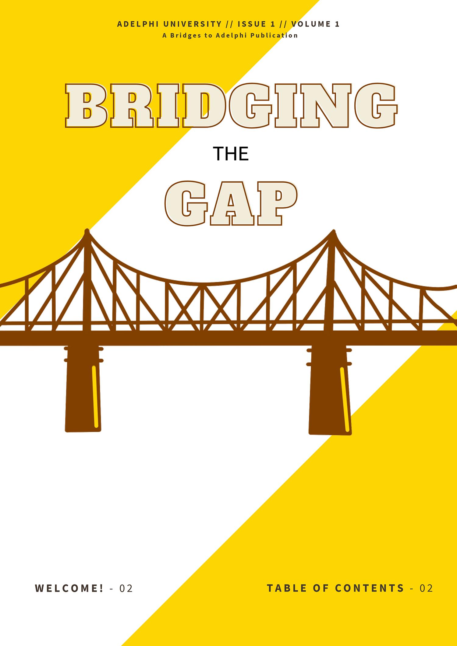 Bridging the Gap Newsletter Cover