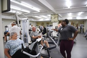 Adult Fitness CRS