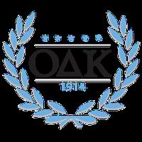 Omicron Delta Kappa Logo: ODK 1914