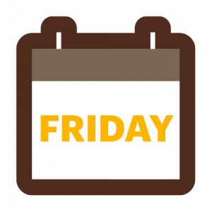 Friday Calendar