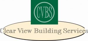 Clear View Building services logo