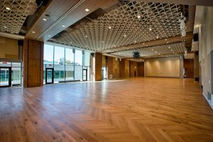 Thomas Dixon Lovely Ballroom in the UC