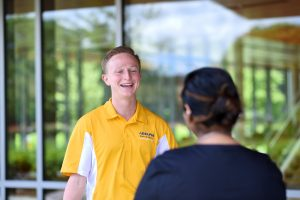 Our tour guides can answer all your questions one-on-one