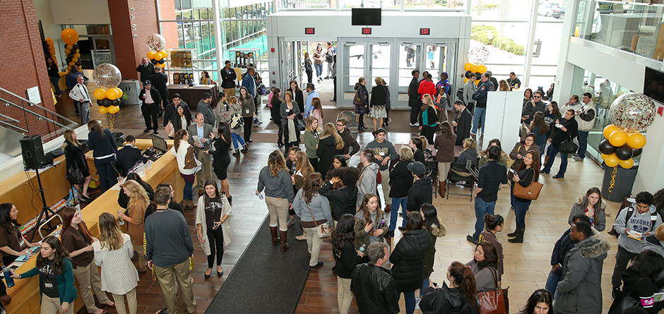 Accepted Student Day at Adelphi