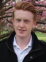 Connor Coupe, Adelphi Admissions Ambassadors, Adelphi University
