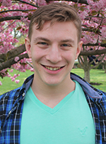 Ethan Bravin, Adelphi Admissions Ambassadors, Adelphi University