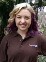 Holly Korzeniowski, Adelphi Admissions Ambassadors, Adelphi University