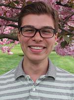 Justin  Bergson, Adelphi Admissions Ambassadors, Adelphi University