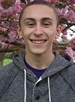 Matt Vogel, Adelphi Admissions Ambassadors, Adelphi University