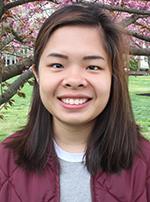 Minh Le, Adelphi Admissions Ambassadors, Adelphi University