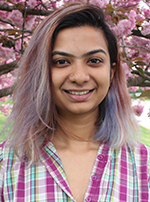 Pooja Kar, Adelphi Admissions Ambassadors, Adelphi University