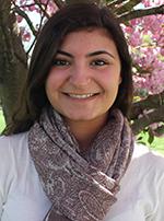 Samantha Montalbano, Adelphi Admissions Ambassadors, Adelphi University