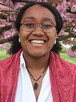 Tiani Moore, Adelphi Admissions Ambassadors, Adelphi University