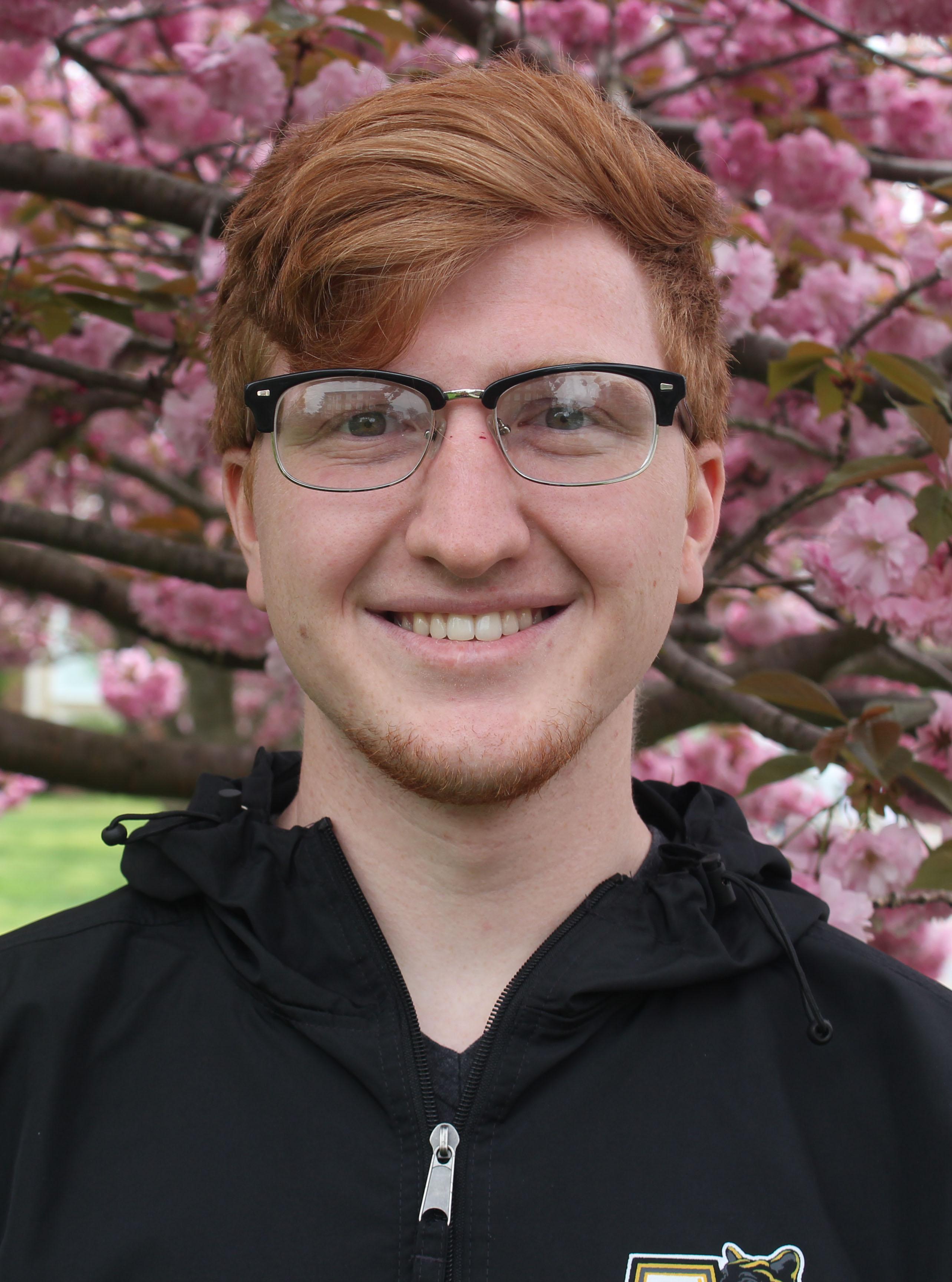 Pierce Gierloff, Adelphi Admissions Ambassadors, Adelphi University