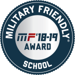 Military Friendly Schools Seal