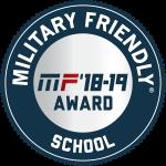 Military Friendly Schools Seal