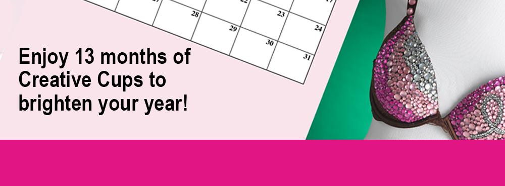 Creative Cups 2017 Calendar
