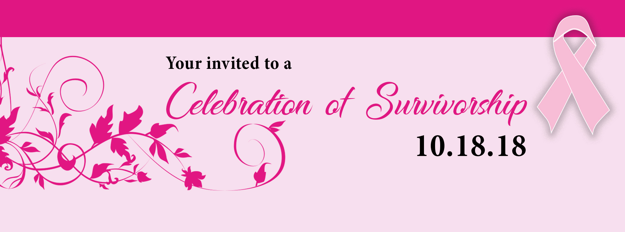 Celebration of Survivorship 2018