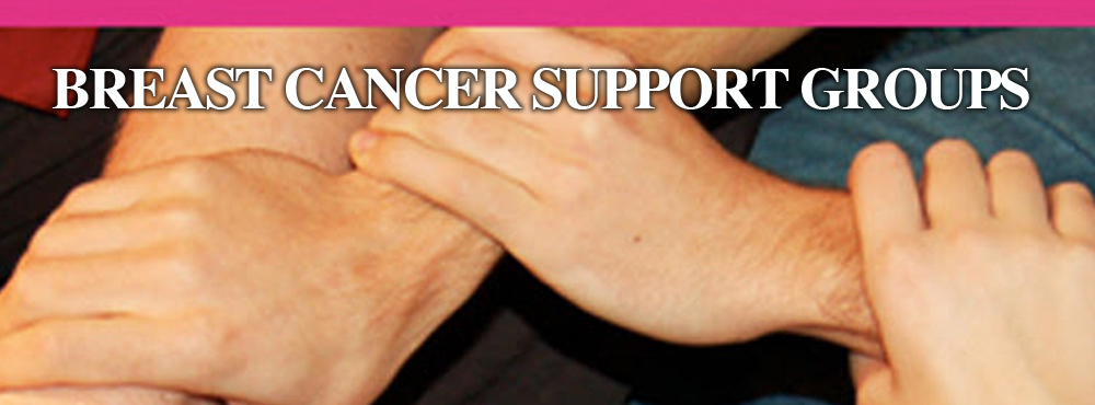 Join a breast cancer support group