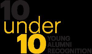 10 under 10 logo