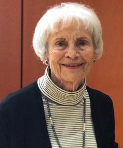 Joan Kuster'51,Emerita