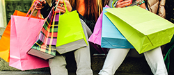 Several Shopping Bags