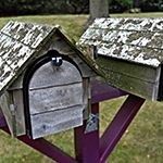 House mailboxes