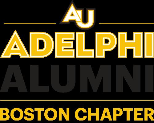 Adelphi University Alumni Boston Chapter Logo