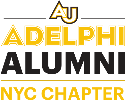 Adelphi University Alumni Logo NYC Chapter