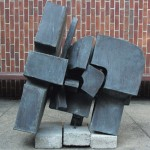 Harvey Weiss Outdoor sculpture