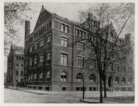 Adelphi College - Brooklyn, 1896