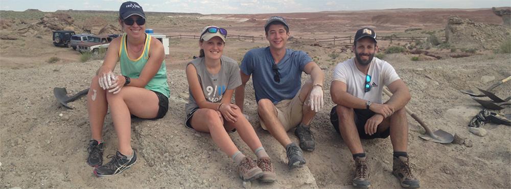 Dinosaur Dig Utah