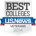 US World and News Report Best Colleges for Veterans