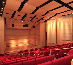 Concert Hall: View 3