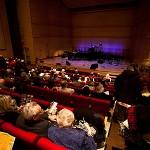 Hal Linden Performance at Adelphi - December 17, 2011
