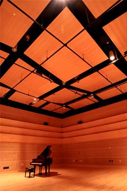 Recital Hall: View 1
