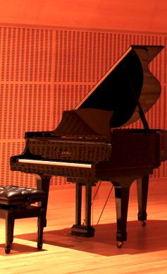 Recital Hall: View 2
