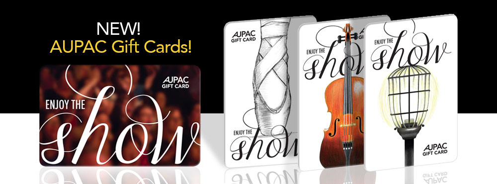 AUPAC Gift Cards
