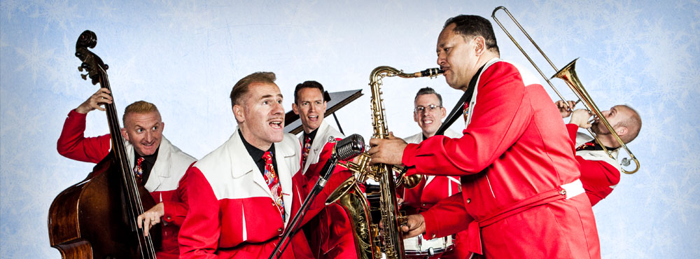 Swing'n The Holidays with the Jive Aces