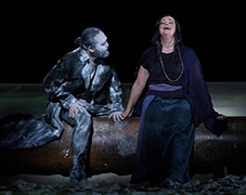 Photo: Scene from The Flying Dutchman